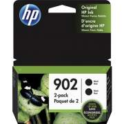 HP 902 2-pack Black Original Ink cartridges (3YN96AN)