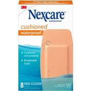3M Nexcare Extra Cushion Knee/Elbow Bandages (52208CB)