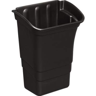 Rubbermaid Commercial Executive Service Cart Refuse Bin (335388BLA)