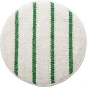Rubbermaid Commercial Green Stripe Carpet Bonnet (P26900)