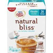 Nestle S.A Coffee-Mate Natural Bliss Creamer Singles (41941CT)