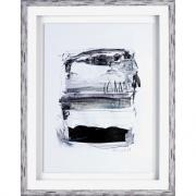 Lorell Abstract Design Framed Artwork (04470)
