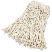 """Rubbermaid Commercial 1"""" Headband Value Cotton Wet Mop (V11700WH00)"""