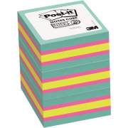 3M Post-it Super Sticky Notes Cubes (2027SSAFG3PK)