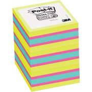 3M Post-it Super Sticky Notes Cubes (2027SSGFA3PK)