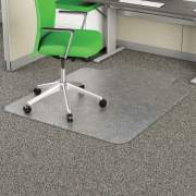Deflecto Earth Source 45x53 EconoMat Mat with Lip (CM1123PB)