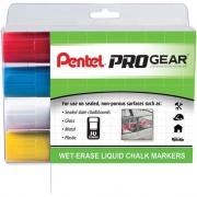 Pentel PROGear Wet-Erase Liquid Chalk Marker (SMW56PGPC4M1)