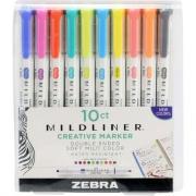 Zebra Pen MildLiner Creative Marker (78101)