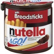 Ferrero Nutella Nutella & GO Hazelnut Spread & Breadsticks (80314)
