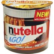 Ferrero Nutella Nutella & GO Hazelnut Spread & Pretzels (80401)