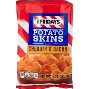 INVENTURE FOODS TGI Fridays Cheddar/Bacon Snack Chips (30563)