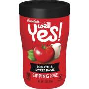 Campbell's Tomato & Sweet Basil Sipping Soup (25034)