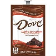 MARS DOVE Drinks Dark Chocolate Hot Drink Freshpack (A124)