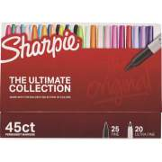 Newell Rubbermaid Sanford Sharpie Ultimate Coll. Permanent Markers (2011580)