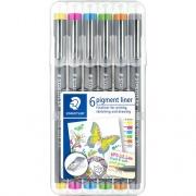 Staedtler Pigment Liner 308 (30805S2SB6)