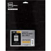 "Avery PermaTrack(TM) Metallic Asset Tag Labels, 1/2"" x 1"", 672 Asset Tags (60519)"