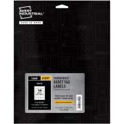 "Avery PermaTrack(TM) Durable White Asset Tag Labels, 1-1/4"" x 2-3/4"", 112 Asset Tags (61529)"
