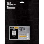 "Avery PermaTrack(TM) Durable White Asset Tag Labels, 1/2"" x 1"", 672 Asset Tags (61527)"