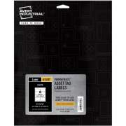 "Avery PermaTrack(TM) Durable White Asset Tag Labels, 3-3/4"" x 2"", 64 Asset Tags (61530)"
