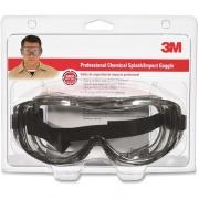 3M Chemical Splash/Impact Goggles (91264H1DC)