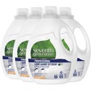 Seventh Generation Professional Liquid Laundry Detergent (44724CT)