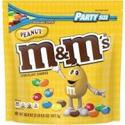 MARS M&M's Peanut Chocolate Candies (SN55116)