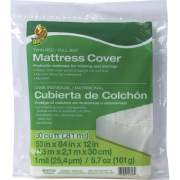 Shurtech Brands Duck Brand Twin / Full Bed Mattress Cover (1140235)