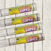 Teacher Created Resources White Wood Paper Board Roll (6331)