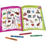 Trend Wipe-off Book Learning Fun Book Set Printed Book (94913)