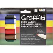 Uchida Yoko Co Marvy Graffiti Fabric Markers (5606A)