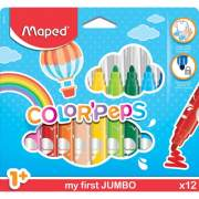 Maped Helix Color Peps My First Jumbo Markers (846020)
