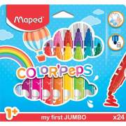 Maped Helix Color Peps My First Jumbo Markers (846222)