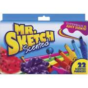 Newell Rubbermaid Sanford Mr. Sketch 22 Scented Markers (2054594)