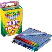 Crayola Glitter Crayons (523715)