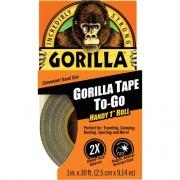 Gorilla Glue Gorilla Tape To-Go Travel Size Roll (6100109)