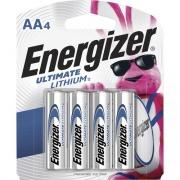 Energizer Ultimate Lithium AA Batteries (L91SBP4CT)