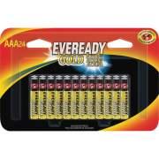 Eveready Gold Alkaline AAA Batteries (A92BP24CT)