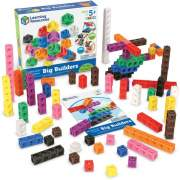 Learning Resources MathLink Cubes Big Builders (LER9291)
