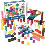 Learning Resources MathLink Cubes Big Builders (LER9291)