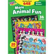 Trend Animal Fun Stickers Variety Pack (63910)