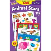 Trend Animal Fun Stickers Variety Pack (46928)
