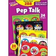 Trend Pep Talk Scratch 'n Sniff Stinky Stickers (83920)
