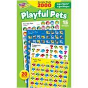 TREND superSpots superShapes Playful Pets Stickers (46929)