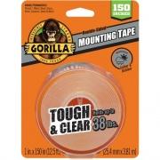Gorilla Glue Gorilla Tough & Clear Mounting Tape (6036002)