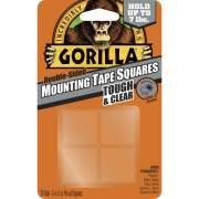 Gorilla Glue Tough/Clear Mounting Squares (6067202)