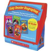 Scholastic K-2 Easy Reader Boxed Book Set Printed Book (977410)