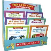 Scholastic K-2 Folk/Fairy Tale Boxed Book Set Printed Book (977391)