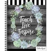 Carson-Dellosa Publishing Schoolgirl Style Simply Stylish Teacher Planner (105024)