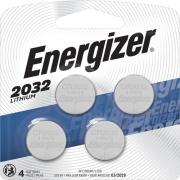 Energizer 2032 3 Volt Lithium Batteries (2032BP4CT)