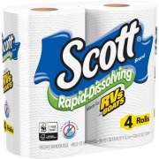 Kimberly-Clark Scott Rapid-Dissolving Toilet Paper (47617)